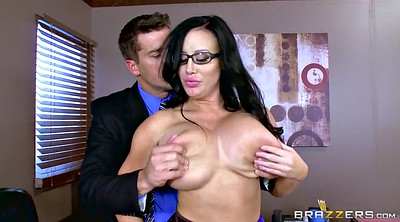 Office, Sybil stallone, Boss, Brazilian, Seduced, Sybil