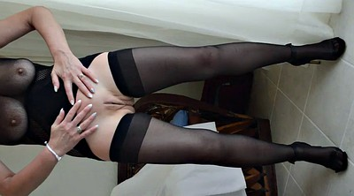 Stocking, Stockings, Stocking milf