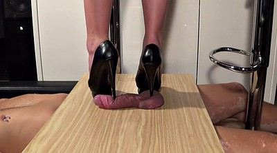 Feet mature, Trample, Trampling, Mature feet
