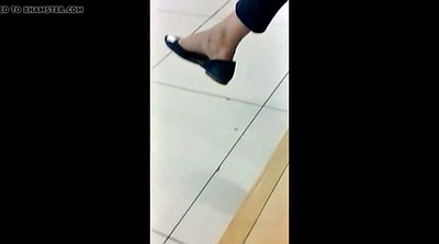 Feet, Candid, Foot compilation, Compilation hd