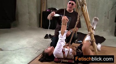 Latex fetish, German anal, Bondage anal