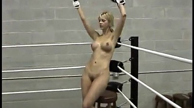 Fight, Cat, Boxing, Mix, Fighting, Nudes