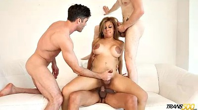 Transsexuals, Rough sex, Rough gangbang, Naomi