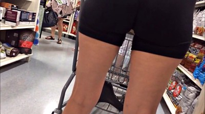 Bike, Short, Spandex