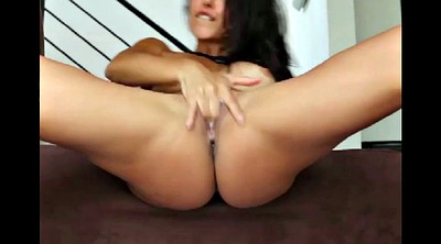 Webcam squirt, French amateur, Amateur home