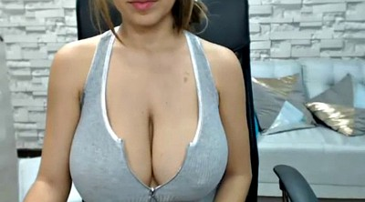 Big boobs webcam, Big boobs cumshot