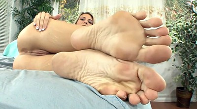 Teen foot, Photo, Foot solo, Amanda