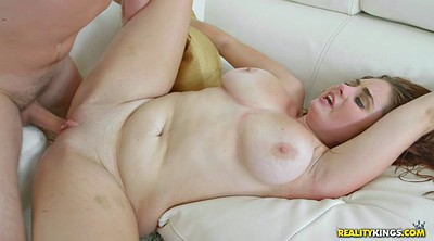 Plump, Big natural tits, Natural
