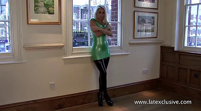 Latex, Dress, Marley, Latex dress, Natasha marley