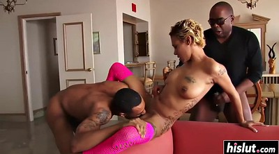 Blacked raw, Amateur threesome, Diamond