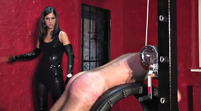 Caning, Spanked, Femdom caning, Caned