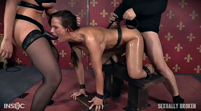 Strapon, Mature bdsm