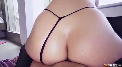 Spanish, Panty, Multiple orgasm, Panty finger, Lucia