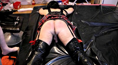 Spank, Punish, Crossdressers