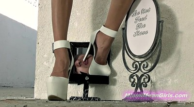 High heels, High, Cleaner