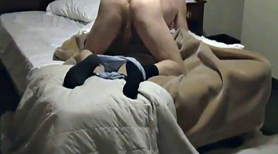 Daddy, On bed, Old daddy, Hot daddy