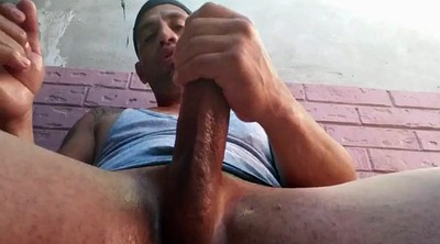 Dad, Big penis, Uncut, Latin amateur, Big gay