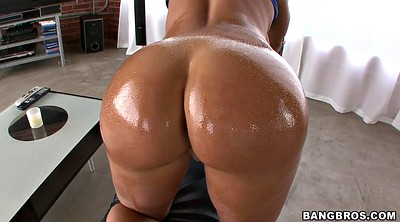 Lisa ann, Ann, Ass worship, Oil ass