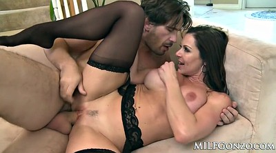 Kendra lust, Kendra, Young cumshot, Sexy lingerie