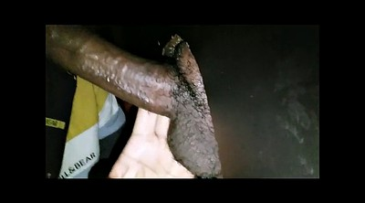 Monster, Monster cock, Ebony blowjob