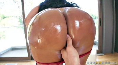 Kiara mia, Oil, Huge ass, Kiara, Ass worship, Huge asses