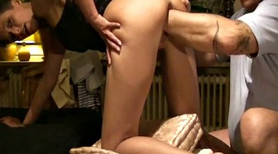Gaping pussy, Brutal, Wife fisting, Mature fisting