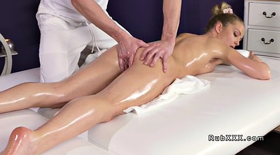 Oil, Oiled, Erotic massage, Dick massage