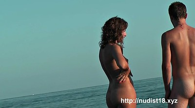 Spy, Nudist, Voyeur, Beach nudist