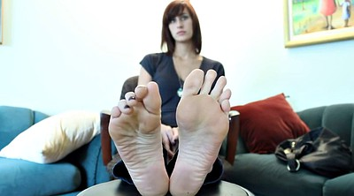 Sole, Erin, Big foot, Sole feet
