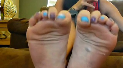 Sole, Mature foot, Mature feet, Feet sole