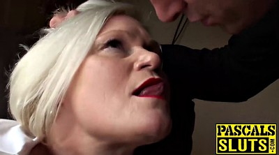 Pascals, Mature blowjob, Lady b
