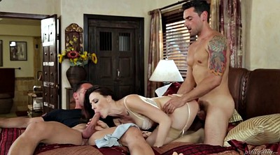 Granny threesome, Chanel preston