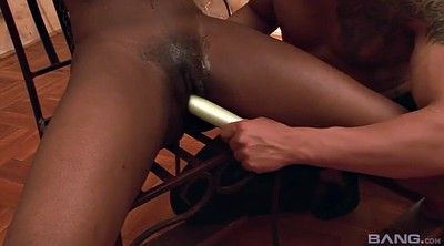 Tied up, Black sex, Jasmine black