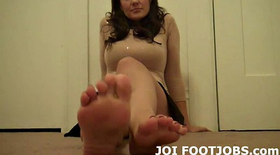 Cute, Helping, Stockings feet, Femdom feet