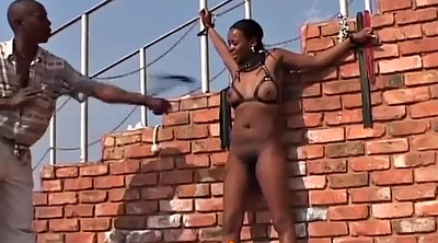 African, Tie up, Slave bondage, Ebony hairy, Ebony bdsm