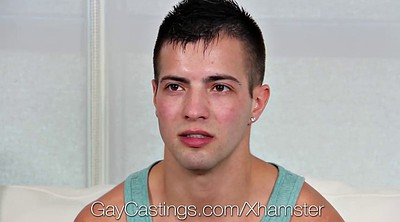 First, Gay porn, Casey, First casting