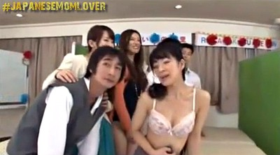 Japanese mom, Japanese mom son, Mom handjob, Japanese bondage, Mom teaches son, Mom & son