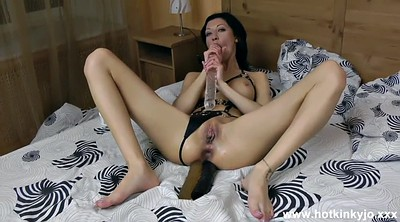 Fist, Prolapse, Anal fisting, Big ass solo, Anal toy, Solo ass