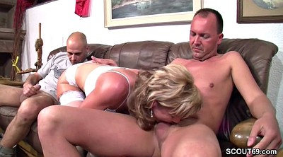 Threesome casting, Extreme