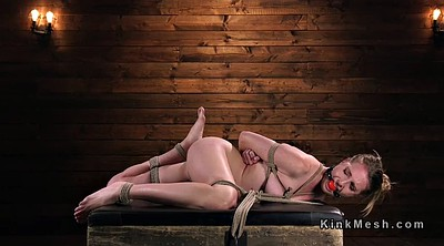 Hogtied, Fetish, Flogging