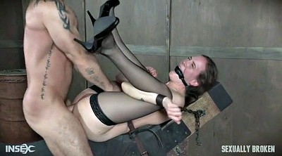 Squirt, Heels, Throat fuck, Brutal anal