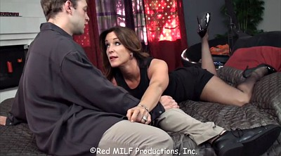 Rachel steele, Mother son, Son fucks mother, Rachel steel