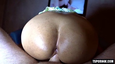 Shemale creampie, Creampies