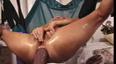 Fisting, Anal mature, Sling, Mature fist
