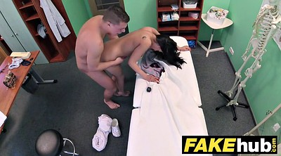 Hospital, Fake hospital, Czech orgasm