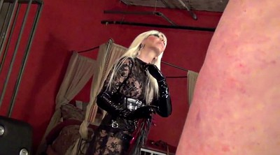 Leather, Whipping femdom