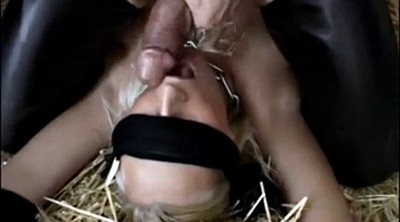 Latex bdsm, Lady, Blindfold