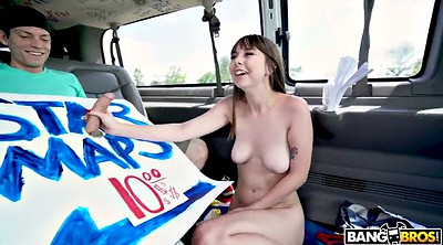 Bus, Barely legal, Shae