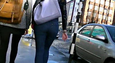 Candid, Tight jeans