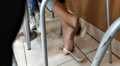 Candid, Sole, Milf feet, Milf foot, Candids, Teen feet